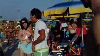 Clementino e Ciro show in piscina al Serenusa Village 2008!!