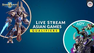 STARCRAFT II   Road To Asian Games   Open Qualifier