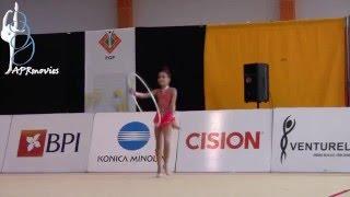 Francisca Moreira - AAE - Arco (Hoop) - Iniciada - Apuramento 2016