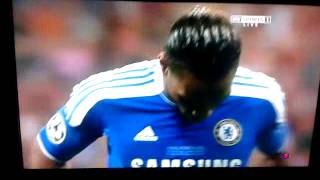 Drogba Penalty vs Bayern Munich