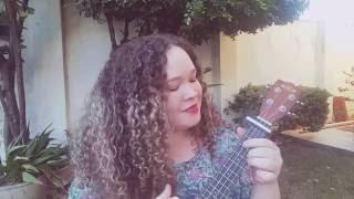 Muito Estranho Dalto Nando Reis (ukulele cover)