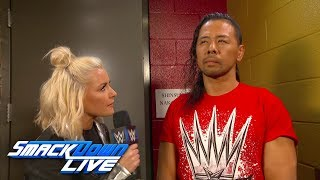 Why did Nakamura attack AJ Styles at WrestleMania?: SmackDown LIVE, April 10, 2018