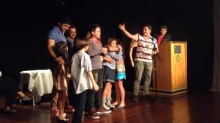 17° Festival de Teatro Infantil do Tijuca Tênis Clube... O Novo Peter Pan - melhor espetáculo!!!