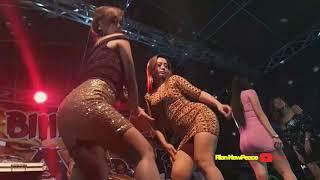 DJ Lulu Romansa.Goyang Sexy Dance Edot,Evis,Ayu Vaganza,Anna bikin gak kuat Nafsu Broo... width=