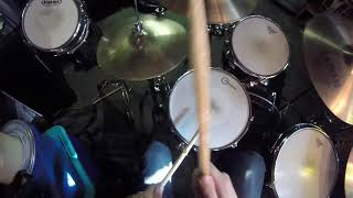 Stay The Same [Outro]- Bonobo  (GoPro Drum Cover)