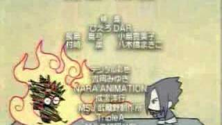 Naruto shippuuden Ending