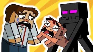 Minecraft Story Mode 4 (Funny Animation)