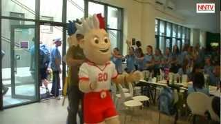 Oceana - Endless Summer (The Official UEFA EURO 2012 Song)