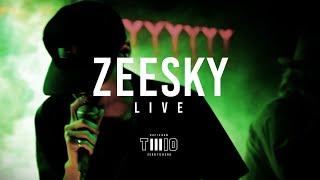 """""""หาย"""" ZEESKY [LIVE] @TWIO3 HATYAI   RAP IS NOW"""