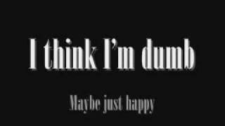 Dumb- Nirvana lyrics