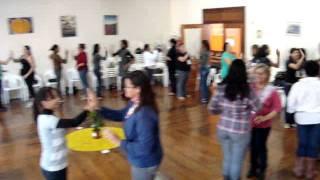 Dança Circular  Carlos Rodrigues - Shetland em Bebedouro