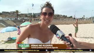 FALA PORTUGAL - Algarve está no top das preferências dos turistas