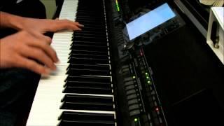 Holy, Holy, Holy - piano hymn
