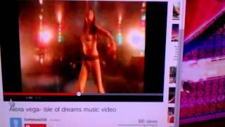 isle of dreams by alexa vega tv version