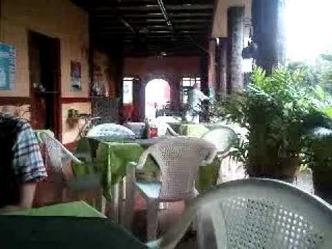 Rain in Moyogalpa