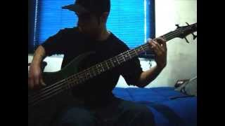 Deftones - Engine No. 9 (cover bass)