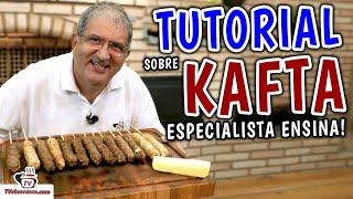Tutorial sobre KAFTA - Especialista Ensina - Tv Churrasco