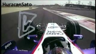 Una vuelta a Bahrein con Nick Heidfeld