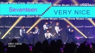 [Comeback Stage] Seventeen - VERY NICE, 세븐틴 - 아주 NICE Show Music core 20160709