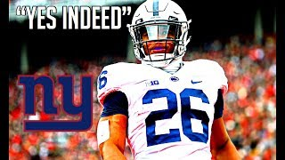 """Saquon Barkley Mix - """"Yes Indeed"""" Ft. Drake and Lil Baby"""