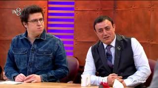 Mahmut Tuncer'den İngilizce Şov! l 3 Adam