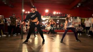 Omarion Ft. Kid Ink & French Montana - I'm Up CHOREO BY ANZE