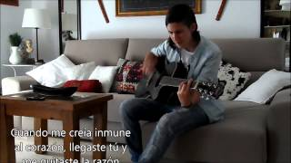 Gracias [soñar contigo] - Rozalén (cover + letra)