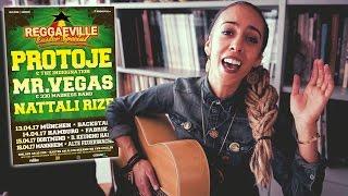 Nattali Rize - Acoustic Drop |Reggaeville Easter Special 2017