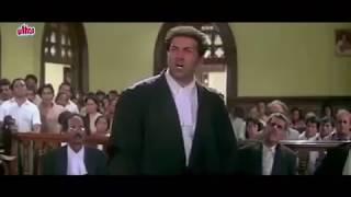 Funny Galiyan | Sunny Deol Punjabi Dubbed Funny Clip | Must Watch width=