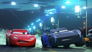 Cars 3 gang up