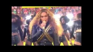 SUPER BOWL 2016 BEYONCE BRUNO MARS REVERSED SATANIC ILLUMINATI AGENDA