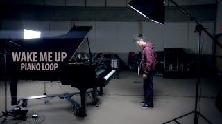 """Wake Me Up"" - Avicii ft. Aloe Blacc - Piano Loop (TSP Instrumental Cover Music Video)"