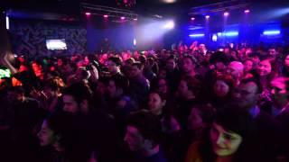 Pasarea Colibri - Hei, tramvai [live @ Underground Pub Iasi, 31.01.2015]