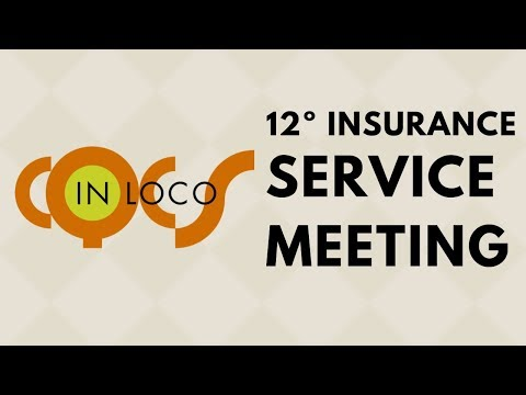 Imagem post: 12º Insurance Service Meeting