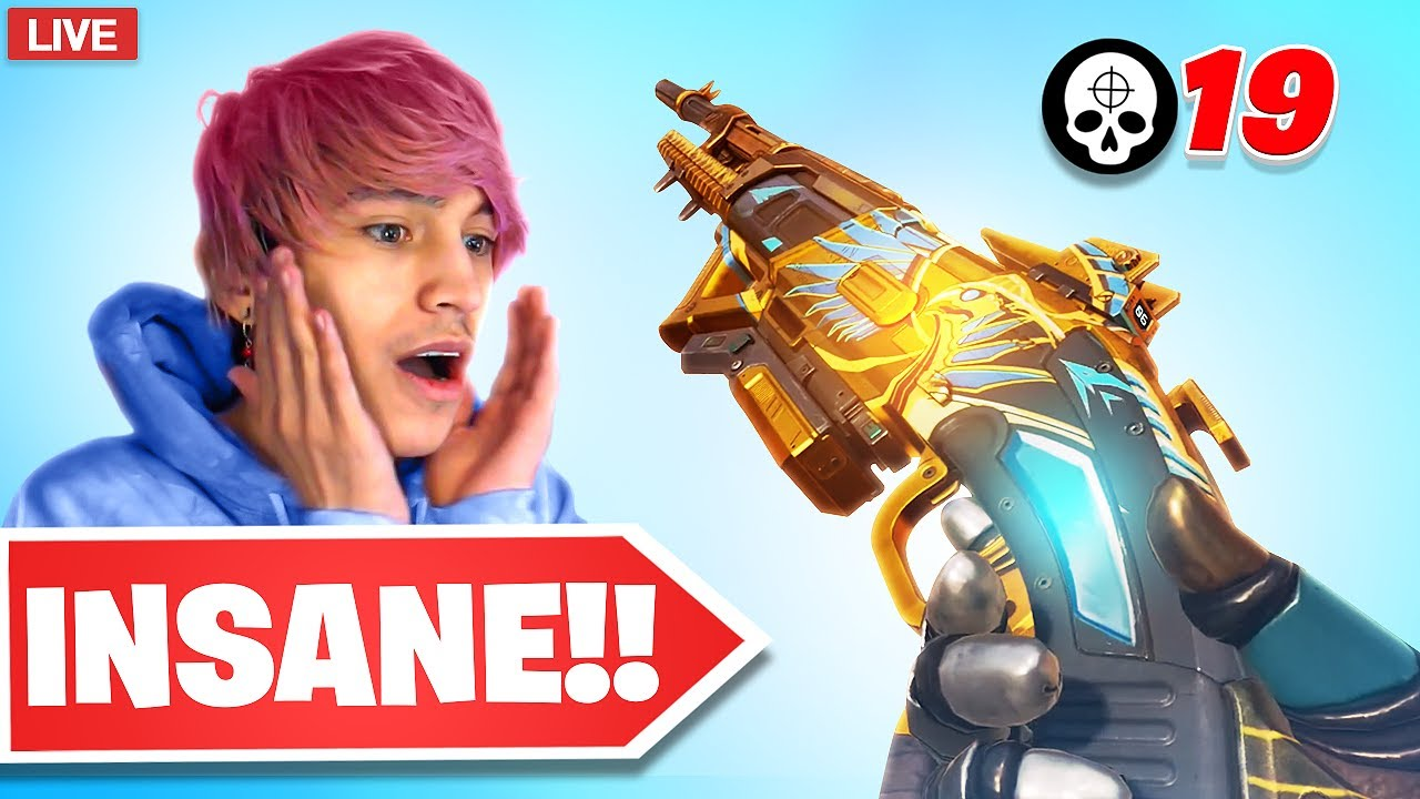 TSM Diego - THE BEST GUN in Apex Legends? *INSANE* 30 30 REPEATER GAMEPLAY🤯