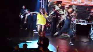 Moovie Music Live - Mc Ludmilla (Sem Querer)