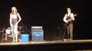 "Zactly ""We Are (Superheroes)"" from Jefferson Talent Show 20"