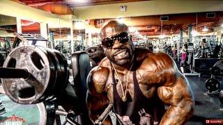 MONSTER: Shoulder + Traps Workout   Kali Muscle width=
