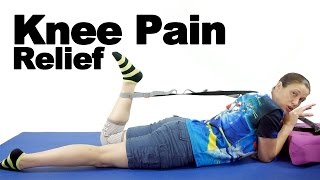 Knee Pain Relief Exercises & Stretches - Ask Doctor Jo width=