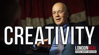 HOW TO BE CREATIVE | James Rickards on writing | London Real
