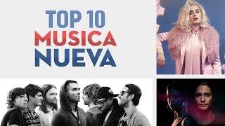 Top 10 Música Nueva Febrero 2017