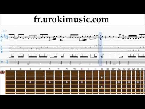 Tablatures et partition pour jouer Despacito à la guitare