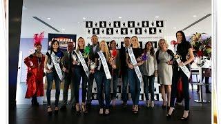 13 Reinas y 6 Damas aspiran al trono del Carnaval de Maspalomas
