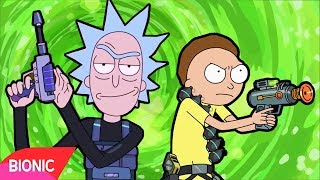 BIONIC - Rick and Morty (VídeoClipe Oficial)