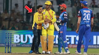 Top 10 Ms Dhoni Fan Moments    Heart Touching Moments    #Respect