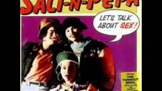 salt n pepper-short dick man