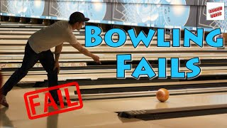 Bowling Fails Compilation