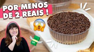 TORTA DE CHOCOLATE IDEAL PARA VENDER - RENDE MUITO! | Tábata Romero