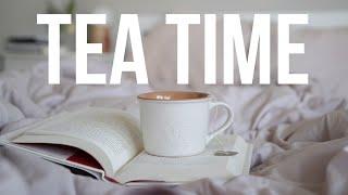 (ASMR): TEA • CHÁ (sons de pacotinho de chá e água)