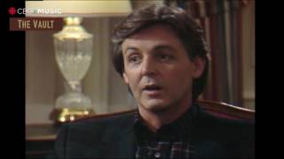 Why Paul McCartney Keeps Making Music (1984)